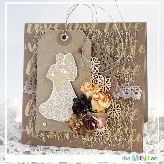 Ślubna w złocie