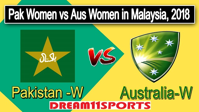 PK-W vs AU-K 2nd ODI Match Dream11 Real Prediction, Playing 11 Team