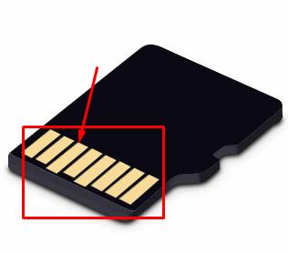 kartu memori card tidak terbaca dan rusak