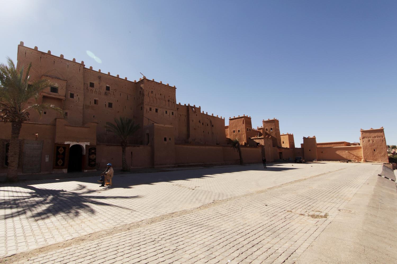 Kasbah de Taourirt en Ouarzazate