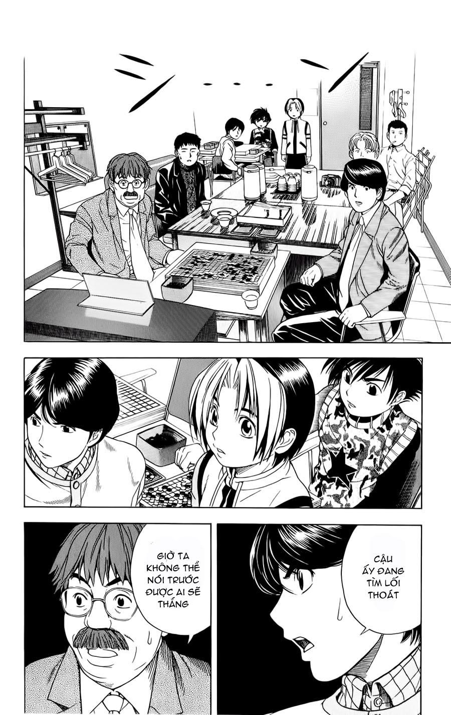 Hikaru No Go hikaru no go chap 50 trang 7