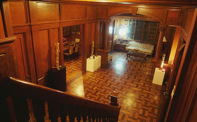 Laperal Mansion First Floor