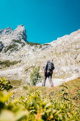 Höllentalklamm - Riffelscharte - Eibsee | Wandern in Garmisch-Partenkirchen 06