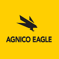 Canada blue chip stock : TSX: AEM Agnico Eagle Mines stock price chart