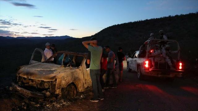 Hipocresía: EEUU ofrece ayuda contra narco y arma a cárteles