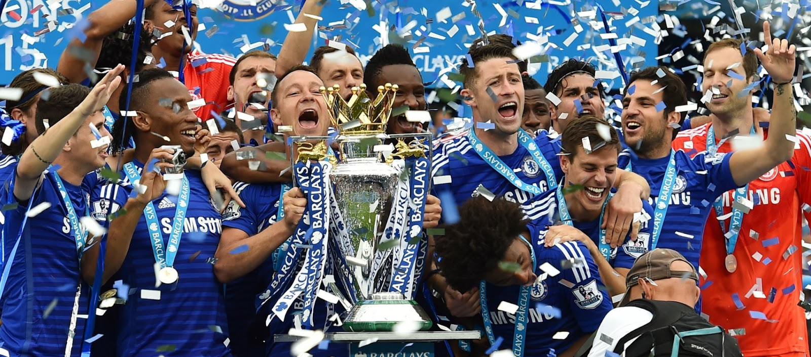 Chelsea second most successful team in EPL