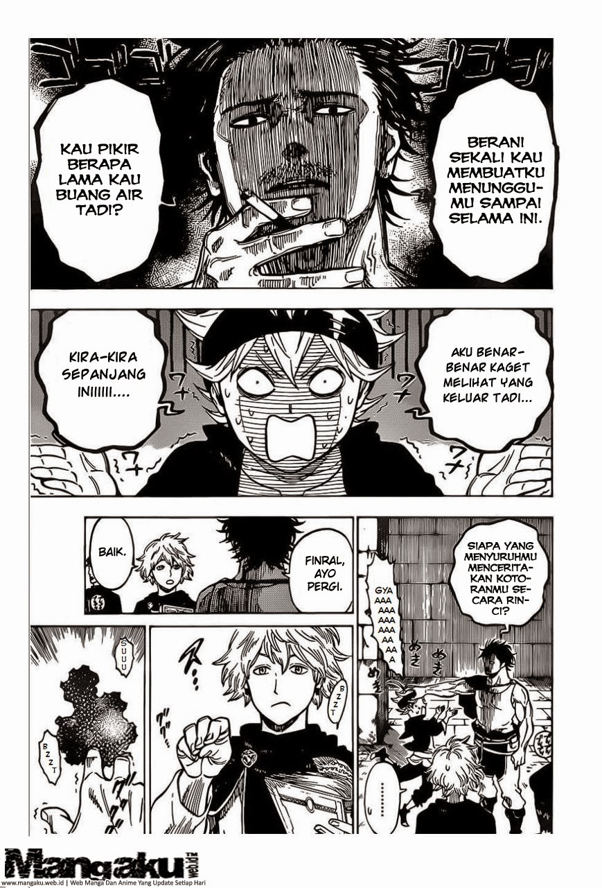 Baca Online Manga Black Clover Chapter 3