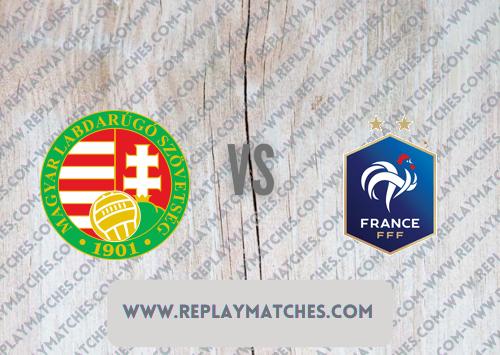 Hungary vs France -Highlights 19 June 2021