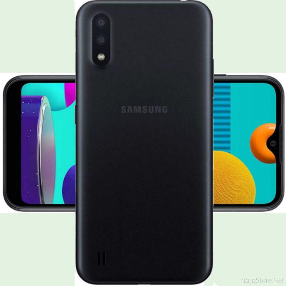 Samsung Galaxy A02 Smartphone - Specs: 5000mAh Battery, 6.5Inch HD-Plus Screen, One UI Core, 4G LTE, 2SIM..