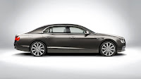 The All-New Bentley Flying Spur side