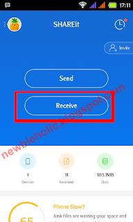 proses kirim aplikasi android 2
