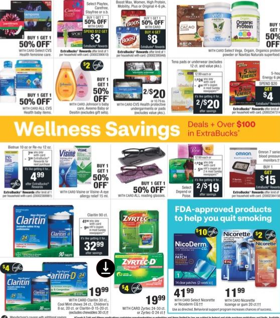 CVS Weekly Ad Preview 5/31-6/6