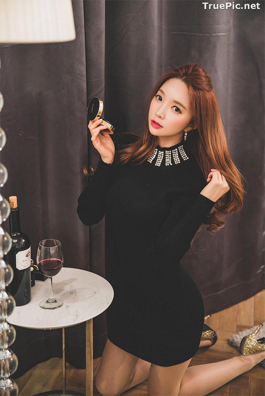 Image Korean Beautiful Model – Park Soo Yeon – Fashion Photography #12 - TruePic.net - Picture-62