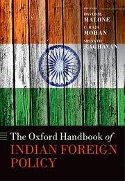 THE OXFORD HANDBOOK OF INDIAN FOREIGN POLICY EBOOK