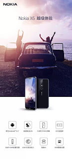 Nokia X6 Specifications and Features