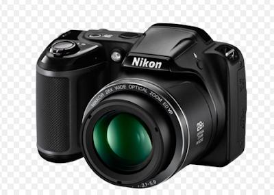 Camera NIKON COOLPIX L340
