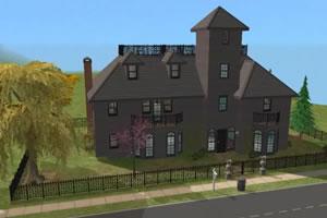 Barnavelt House (Sims)