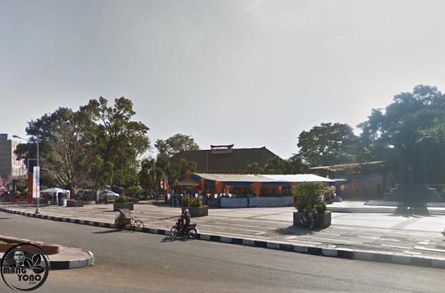 Wisma Karya Subang Cyber Park , dilihat dari sebelah Selatan