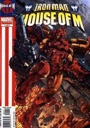 House of M: Iron Man #1 PDF