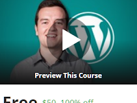 Udemy Coupon Codes 100 Off Free Online Courses - WordPress for Beginners - Master WordPress Websites in 2017