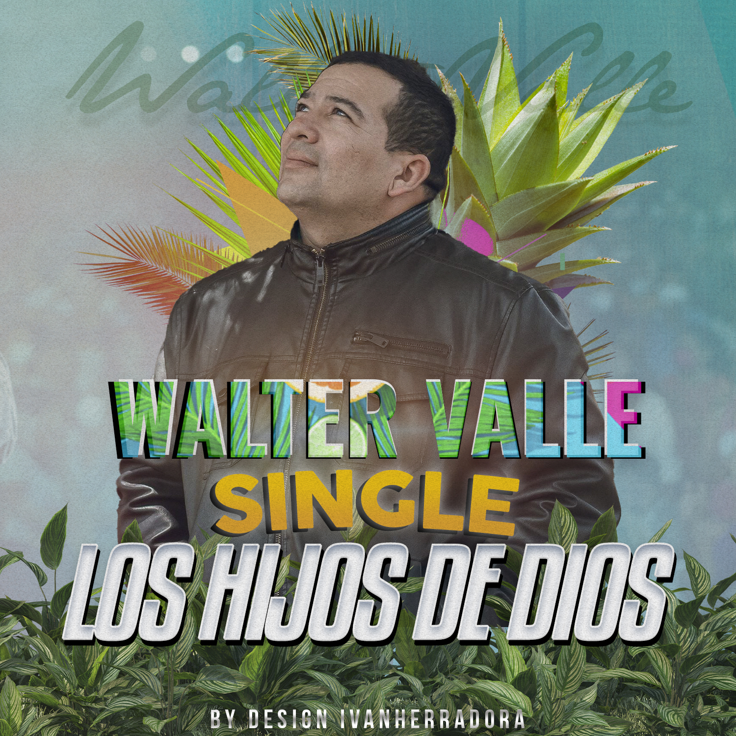 Walter Valle – Los Hijos de Dios (Single) 2019 (Exclusivo WC)