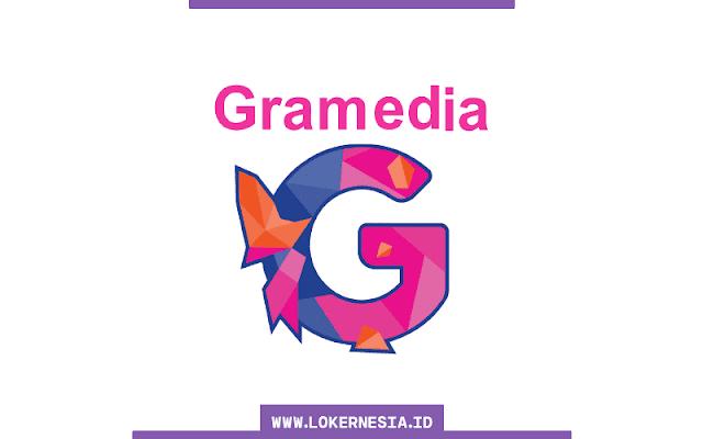 Lowongan Kerja Gramedia Palembang Batam Januari 2021