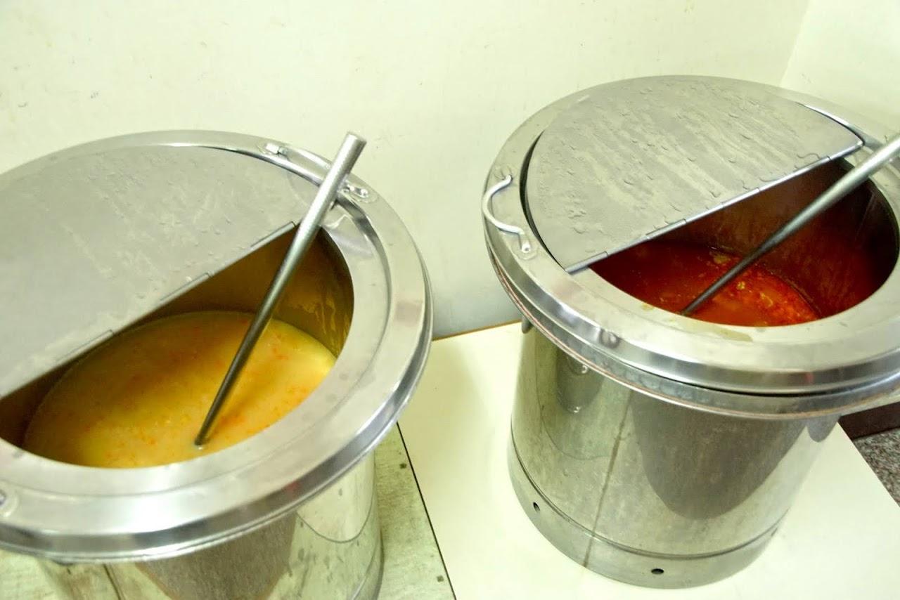 [台南][安南區] 三葉牛排|鐵漢重量牛排vs.硬漢XL豬排|食記