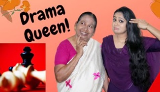 Drama Queen | Meghna StudioBox | Action Ammama | Meghna