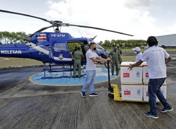 Ministério da Saúde vai enviar 5,5 milhões de doses de vacina contra Covid nesta semana