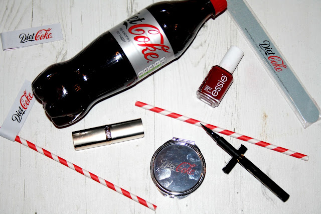 New Years Eve Beauty Hacks with Diet Coke & L'Oreal Paris
