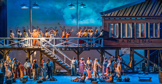 Gershwin: Porgy and Bess - English National Opera (Photo Tristram Kenton)