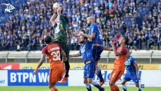 Persib Bandung Menang Tipis 1-0 atas Pusamania Borneo FC