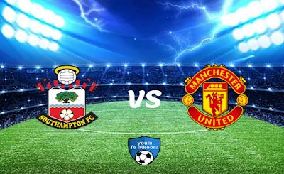 مشاهدة مباراة مانشستر يونايتد وساوثهامتون بث مباشر اليوم 2-2-2021 في الدوري الإنجليزي.