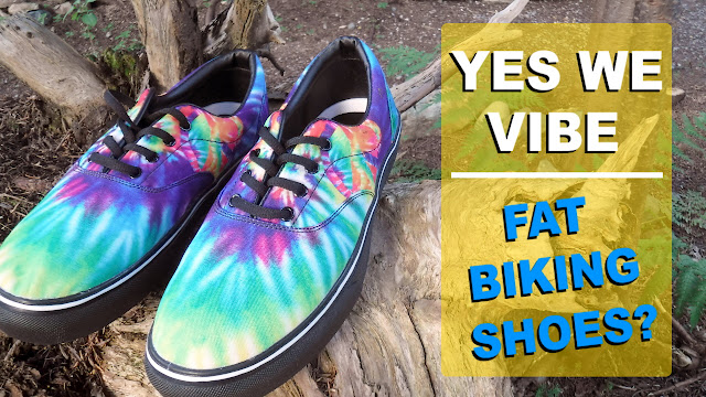 Fatbike Republic Yes We Vibe Fat Bike Shoe Fatbike Shoe Street Vibe Bike Shoe Newfoundland