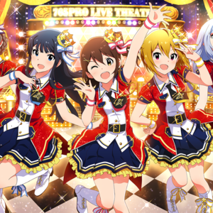 The IDOLM@STER Million Live! Theater Days