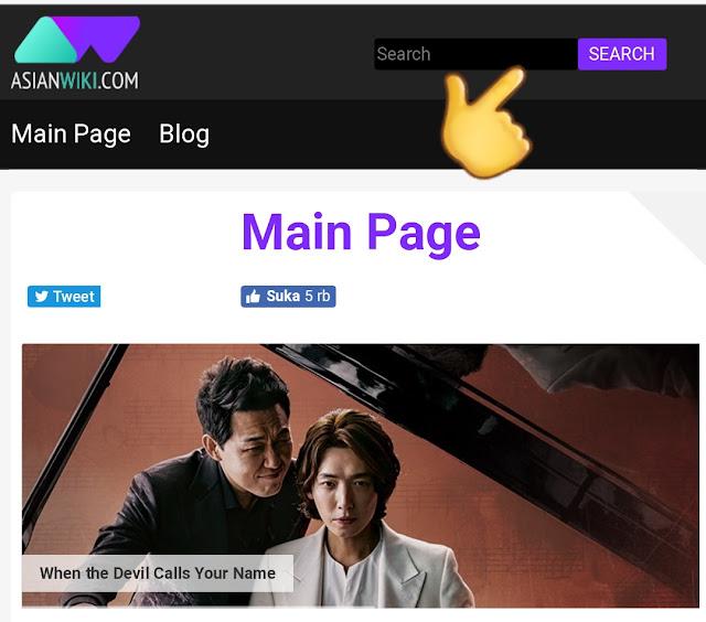 Cara Mengetahui Daftar Nama Lengkap Para Pemeran Sebuah Drama Korea (Drakor)