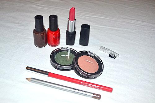 Super lote de maquillaje Marlene Grace