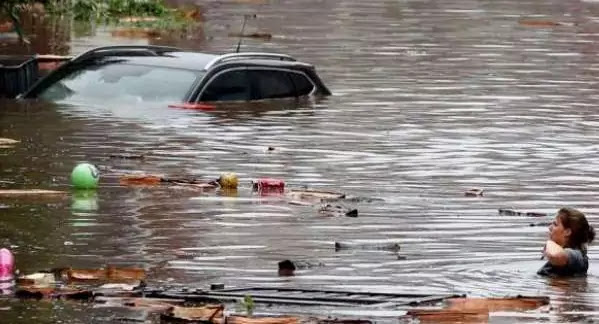 Europe's torrential rains and floods have wreaked havoc on modern technology