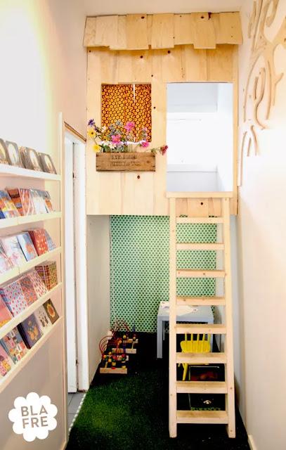 12 Ide Ruang Baca Kreatif untuk Anak-Anak
