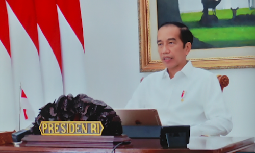 Presiden Jokowi Instruksikan Peta Jalan Pemanfaatan Batu Bara Segera Direalisasikan