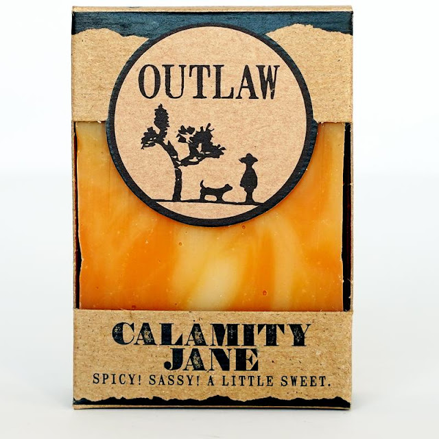 Outlaw Soaps- Calamity Jane