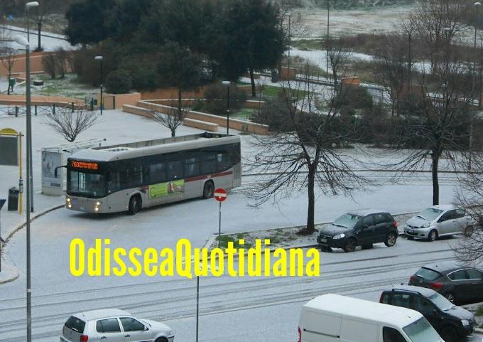 Trasporti a Roma - Ecco il piano neve!