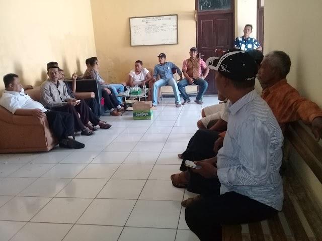 Penunjukan Pjs Desa Kosambi Dalam, Di Soal Warga
