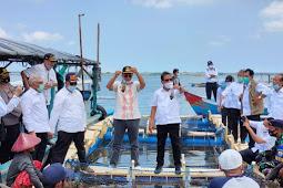 DKP NTB Siapkan Lahan 1,3 Ha untuk Kampung Lobster