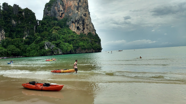 Railay Main Beach