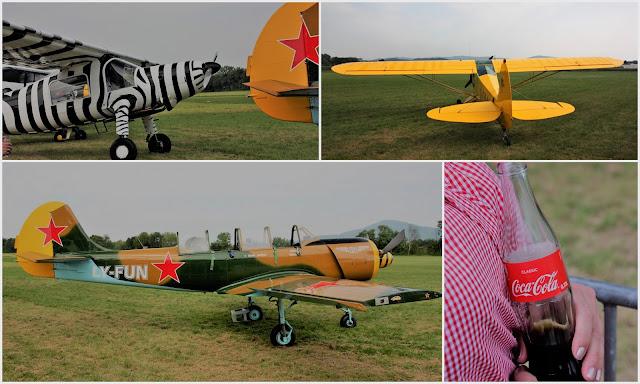 Dornier27 und Yak52TD