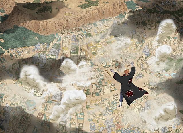Naruto: Shippuden Season 8, Naruto dan Pain