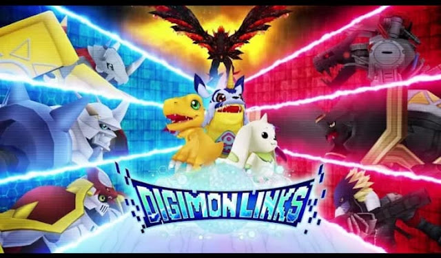 First English Trailer for Digimon Links released