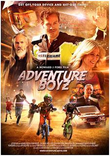 Adventure Boyz 2019 English 720p WEBRip