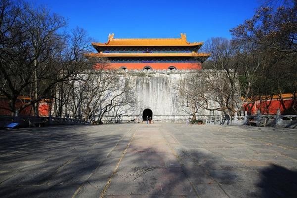 สุสานหมิงเซี่ยวหลิง (Ming Xiaoling Mausoleum)